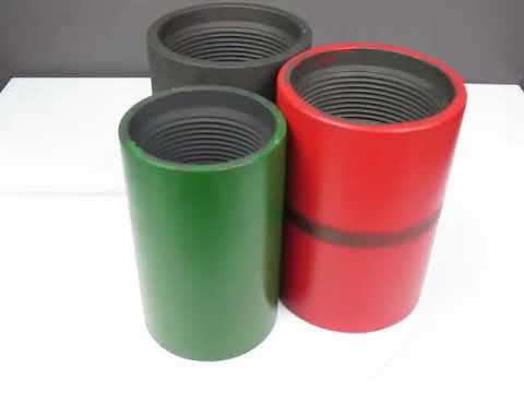 API 5CT Casing and Tubing Coupling used in oilfield pipe