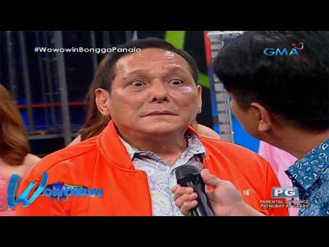 Wowowin: Mang Tommy Diones in the house