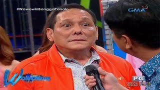 Wowowin: Mang Tommy Diones in the house!