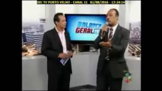 ENTREVISTA: DR. JOMATELENO EM RONDÔNIA.