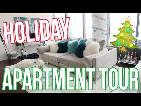 Download Youtube: HOLIDAY APARTMENT TOUR!! Vlogmas Day 6