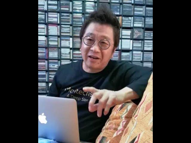 Menyikapi Wabah Covid-19, Ini Saran dari Eric Martoyo (Vokalis Montecristo)