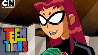 Teen Titans | Robin's Costume | Cartoon Network