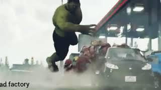 Hodd  Hulk  ft. Iron Man by Devender Ahlawat New Haryanvi song