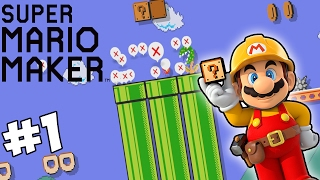 Super Mario Maker - Ep 1- DEAD | Shorts Kid