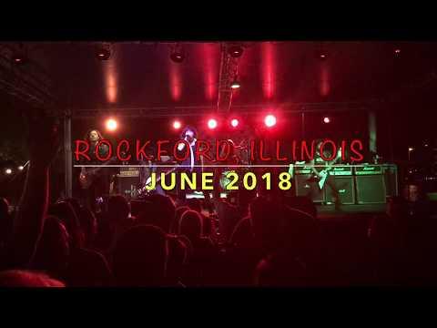 L.A. GUNS: Rockford, IL   June 2018
