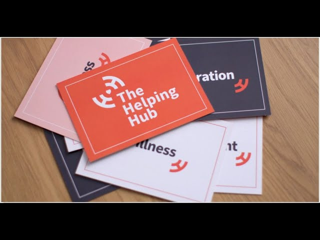 The Helping Hub - Gifting for those in need