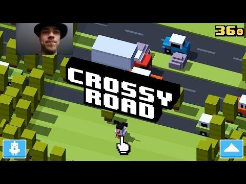 CROSSY ROAD / ЧЕРЕЗ ДОРОГУ!
