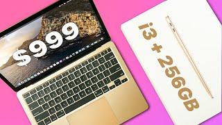 2020 MacBook Air (i3 + 256GB) - Unboxing + Impressions!