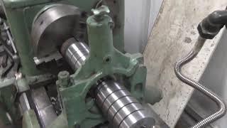 Перевод металла в стружку. Обратный отрезной резец.