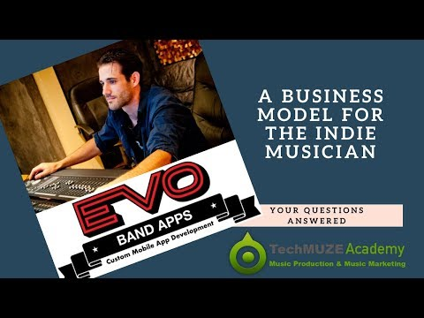 A Business Model For The Indie Musician With Brian Poillucci