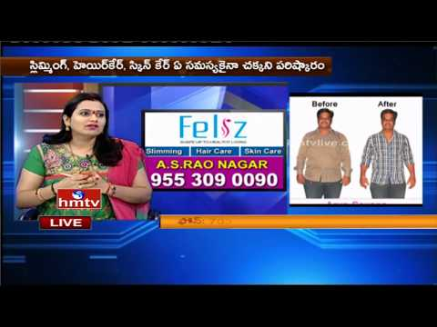 Weight Loss Tips By Slimming Expert Harini | Feliz Health Care Center | HMTV