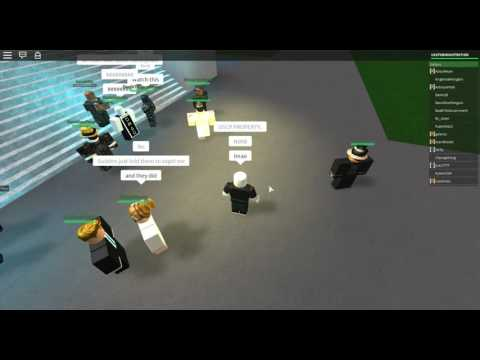 SECRET SERVICE SLAUGHTERING UNITED STATES CAPITOL POLICE, ON CAPITOL HILL PROPERTY.  ROBLOX.