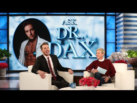 Dr. Dax Doles Out Relationship Advice on Valentines Day