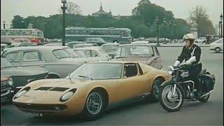 Miura P400 in: 'La leçon particulière' (1968)