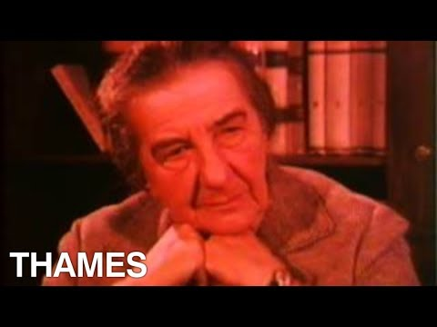 Israel | Golda Meir interview | Prime Minister interview