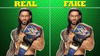 WWE Challenge | 99% Fail to Find ERRORS Between 2 WWE SUPERSTARS Photos 2021 | WWE QUIZ