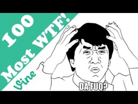 100 Most WTF Vines of 2013 Compilation