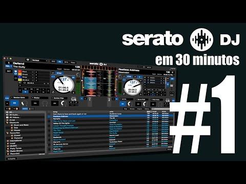 Serato DJ - (Quase) Tudo Sobre vídeo #1 - Segredos dos Djs