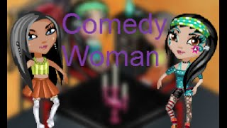 Аватария. Comedy Woman/Две сестры в ресторане (С озвучкой)