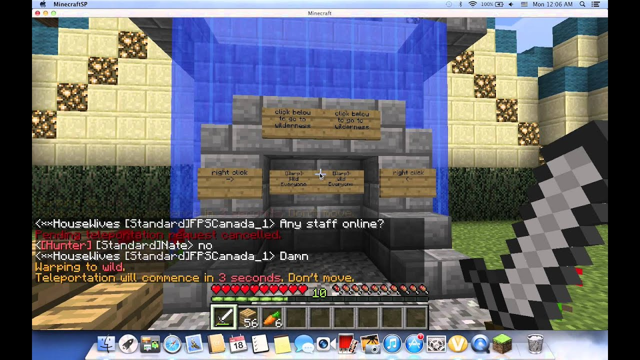 Top Cracked Minecraft servers Survival and skyblock! (hungergames ...