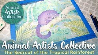 Baixar The Bearcat of the Tropical Rainforest //Animal Artist Collective