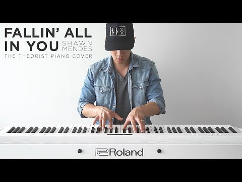 Shawn Mendes - Fallin' All In You | The Theorist Piano Cover