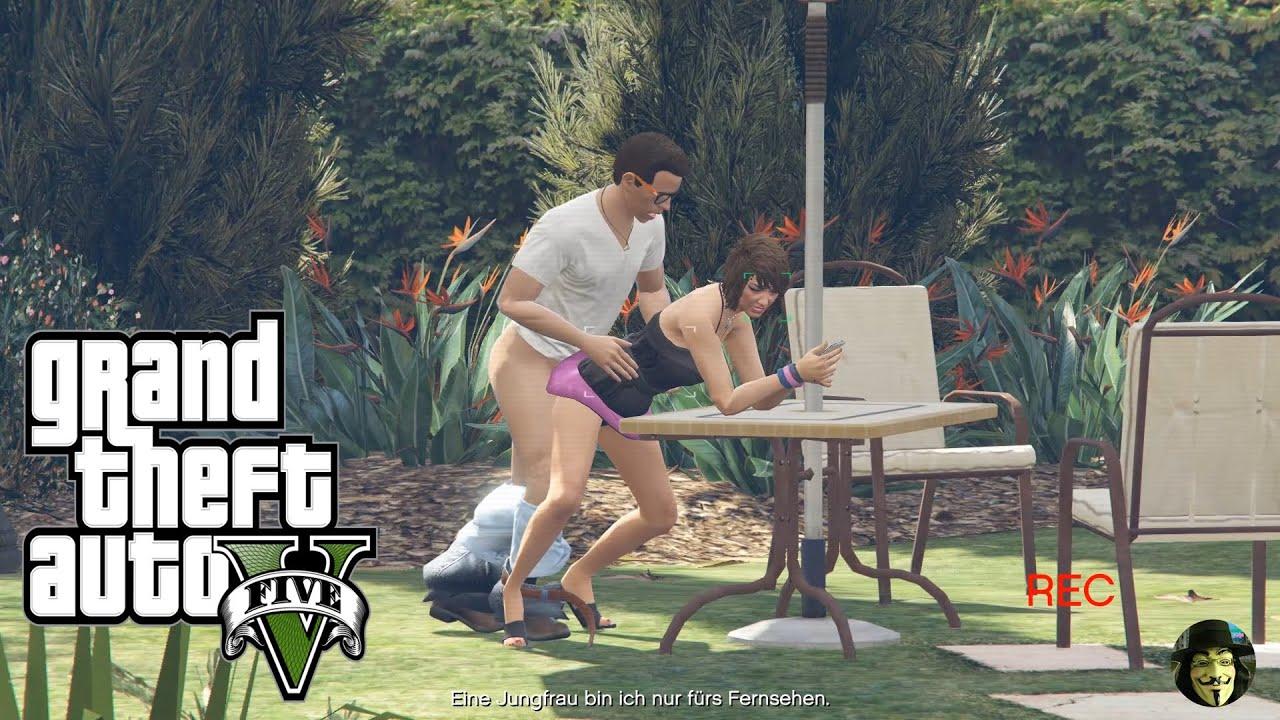 Grand Theft Auto V HD - Das Sexvideo, Part 12 - YouTube
