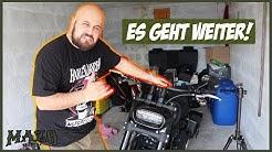 JETZT WIRDS GANZ WILD! | Riser für die Harley Davidson Fat Bob