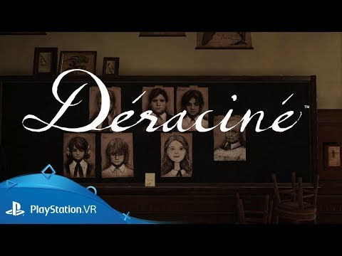Déraciné | Launch Trailer | PS VR