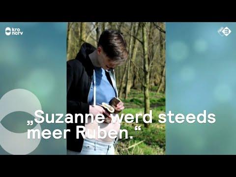 Ruben is transman én zwanger. | Hij is een Zij