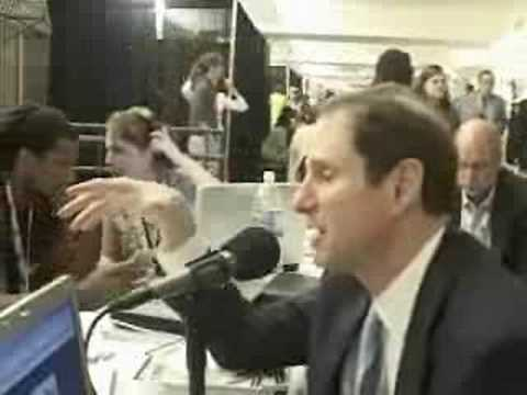 Senator Ron Wyden with Young Turks