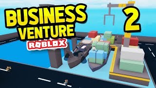 BECOMING A TRILLIONAIRE - ROBLOX BUSINESS VENTURE #2
