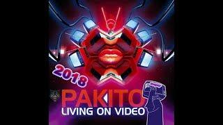 Pakito vs  Sergey Kutsuev  DJ ILLONA   Living On Video ( Outcast DJ's  Dj RshiD Mash Up)