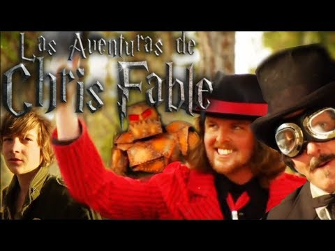 UNA PELÍCULA RELIGIOSA QUE ENCONTRÉ EN NETFLIX | Las Aventuras de Chris Fable - Review