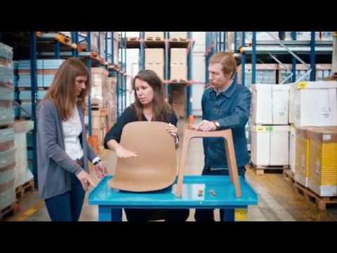 Eetkamer Stoel Ikea.Ikea Product Stories Nieuwe Odger Stoel Youtube