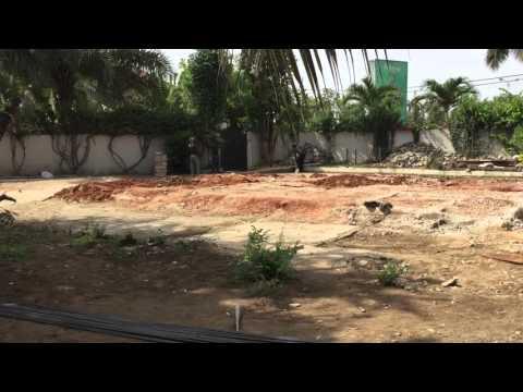 Nyaniba Estates, F515/4. OSU. Accra - Profiling Site