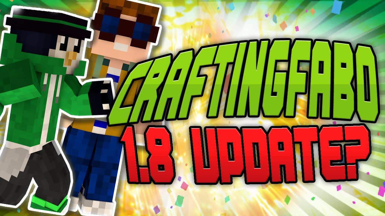 CRAFTINGFABO UPDATE UNSER TEXTURE PACK Mit FaboHD YouTube - Minecraft namen andern craftingpat