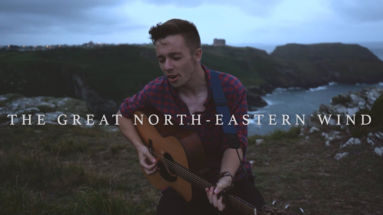 The Great North-Eastern Wind (Live in Cornwall) - Zach Johnson