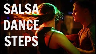 Learn how to Dance Salsa in our Latin Fusion Salsa Workshop