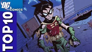 Top 10 Robin Fights From Teen Titans #1