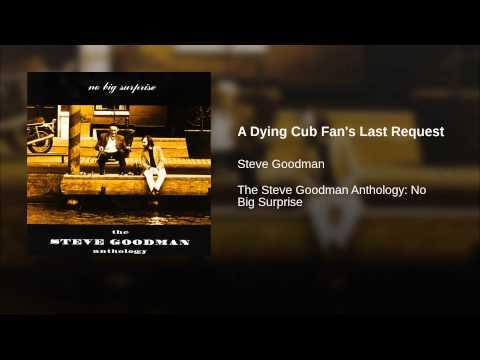 A Dying Cub Fan's Last Request