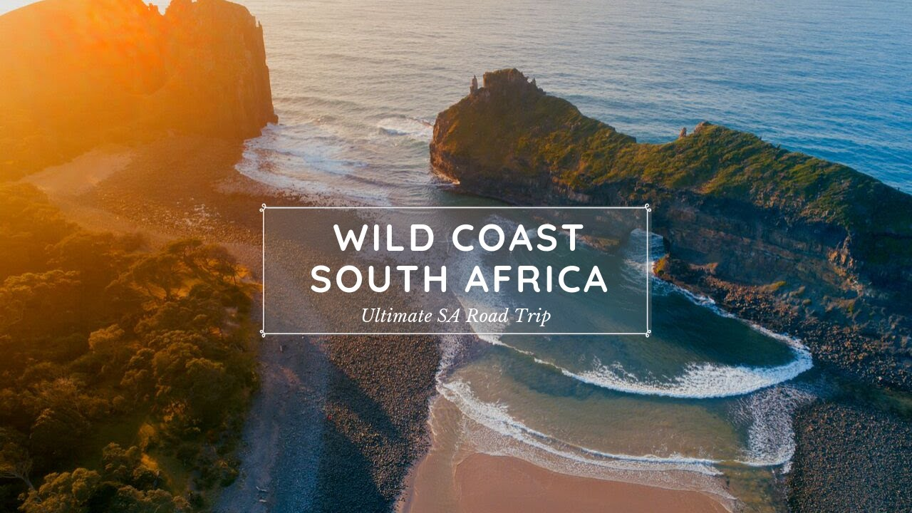 Download Wild Coast, South Africa, The Full Transkei Route.