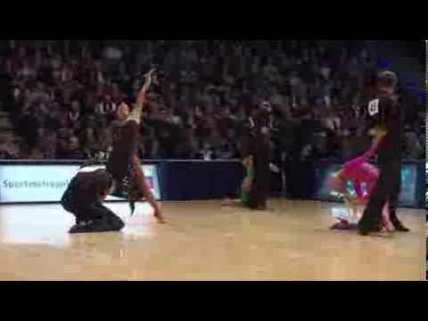 2013 World Latin | The TV Highlight | DanceSport Total
