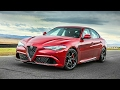 2017 Alfa Romeo Giulia Quadrifoglio Interior, Exterior, Engine and Drive