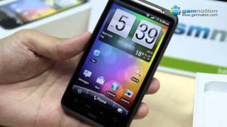 HTC Desire - HTC Desire HD Review