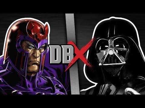 Magneto VS Darth Vader (Marvel VS Star Wars) | DBX