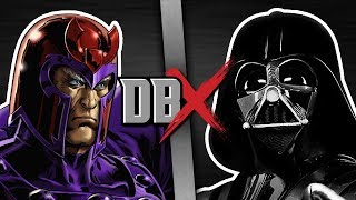 Magneto VS Darth Vader (Marvel VS Star Wars) | DBX