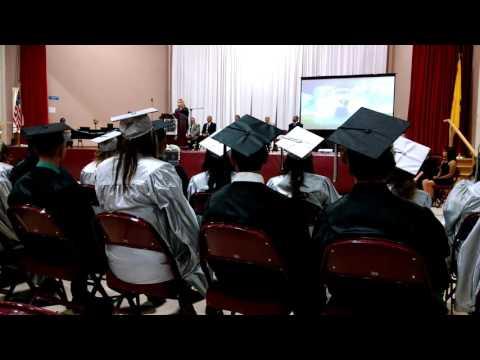 Academy Del Sol Graduation - Karen Zachry Memorial Scholarship