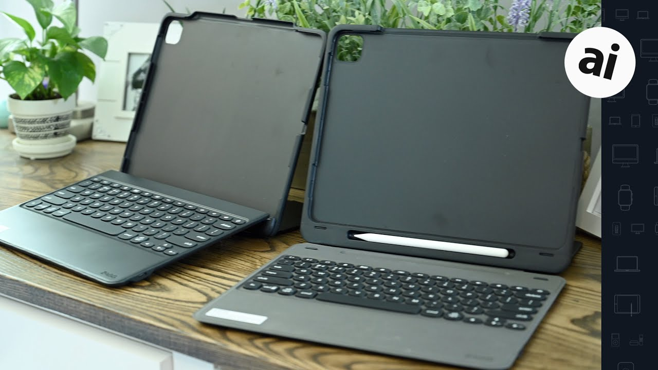 Review: Zagg Rugged Book Go & Slim Book provide protection and a keyboard for iPad Pro